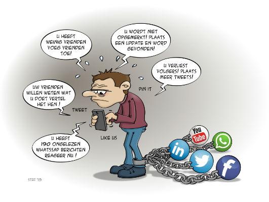 Waar zit je doelgroep op de social media
