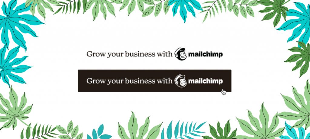 Mailchimp referral badge