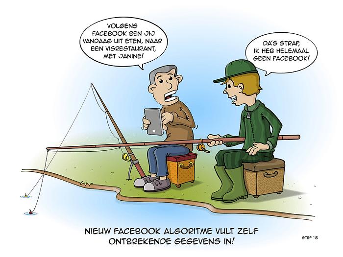 Facebook algoritme social media inzetten