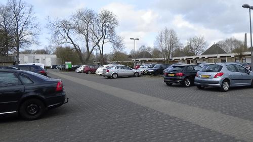 parkeerplaats workshop MailChimp