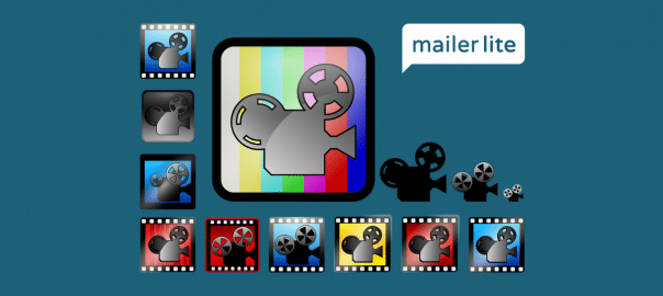 video in MailerLite