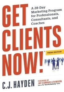 Get clients now boek