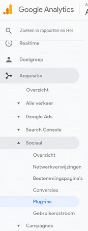 Deelbuttons vertragen je website
