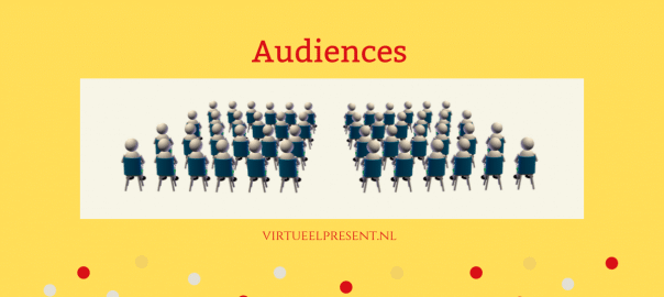 Audiences of lijsten