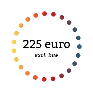 225 excl. btw