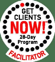 Get clients now facilitator
