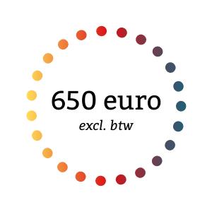 650 euro