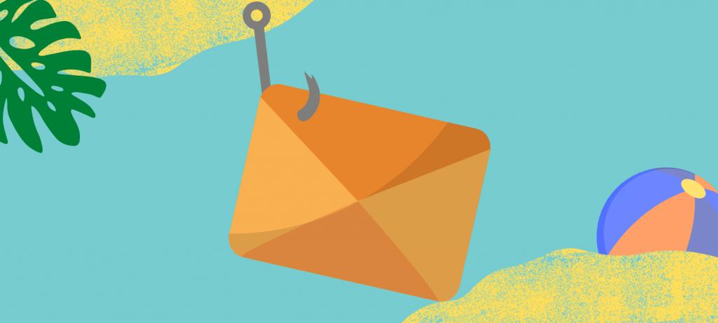 Phishing e-mails per ongeluk maken