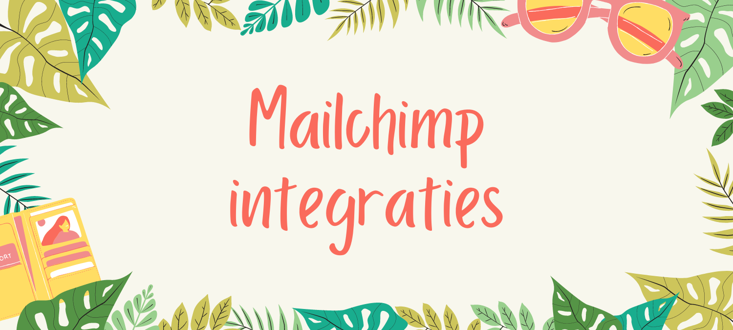 Mailchimp integraties