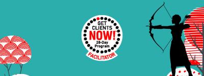 Get clients now facilitator, marketing voor persoonlijke diensten