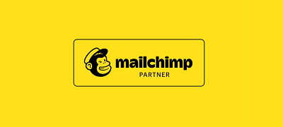 Mailchimp expert partner badge