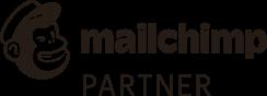 Mailchimp partner badge